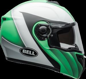 BELL SRT MODULAR - קסדת בל אס אר טי מודולרית (נפתחת) ירוק