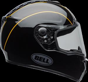 BELL SRT - קסדת בל אס אר טי שחור/אפור בוהק