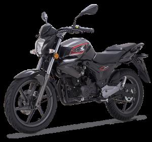 אופנוע Keaaeway שחור אדום