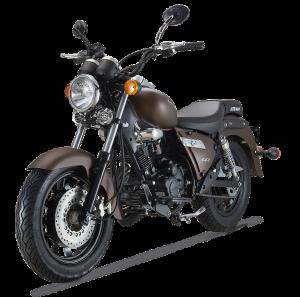 אופנוע Keeway חום