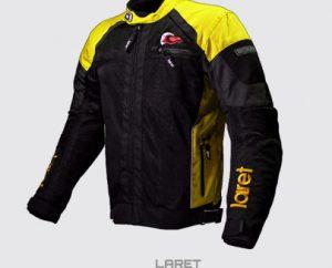 מעיל קורדורה - 4SEASONS Laret צהוב