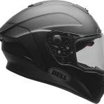 BELL RACESTAR CARBON FLEX DLX 2020 - קסדת בל רייס-סטאר קרבון בטכנולוגיית פלקס שחור מט