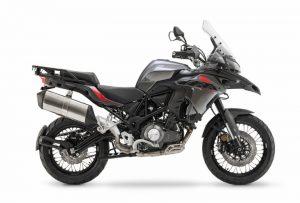 אופנוע Benelli-TRK502X-2018-Grey