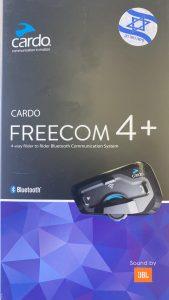 דיבורית לאופנוע Cardo ScalaRider Freecom 4 Plus