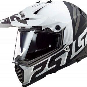 קסדת LS2 - PIONEER MX436 לבן