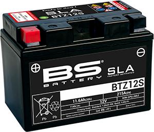 מצבר - BTZ12S SLA