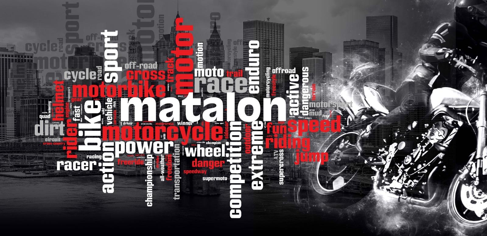 matalon + מילים הקשורות באופנועים